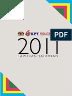 Laporan Tahunan Politeknik 2011