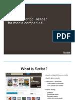Branded Scribd Reader User Guide
