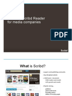 Branded Scribd Reader User Guide
