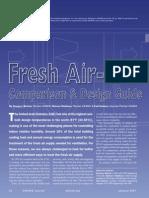 Ashrae Fresh Air Ahus