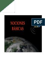 Nociones Basicas - GEODESIA