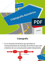 6. CRIPTOGRAFIA ASIMETRICA