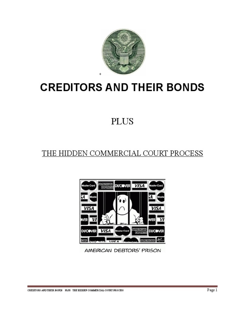 creditors and their bonds Creditors and Their Bonds | Trust Law | Trustee