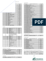 Lista DCB 2014 (Complemento)