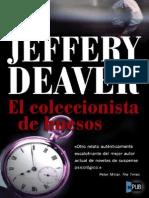 Jeffery Deaver [Lincoln Rhyme01 El Coleccionista d