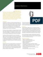 ABB AutoLink Single Phase Sectionalizer 1YSA160001-Es Rev B