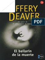 Jeffery Deaver [Lincoln Rhyme02 El Bailarin de La