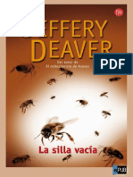 Jeffery Deaver [Lincoln Rhyme03 La Silla Vacia v1