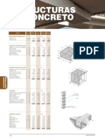 Estructuras en concreto