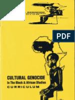 Cultural Genocide Yossef Ben Jochannan