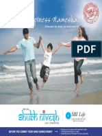 Shubh Nivesh Brochure New Version- SBI Life Insurance