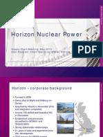 Horizon Supply Chain May 2013
