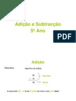 Adicao e Subtracao.pps