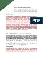 Direito Constitucional Processual