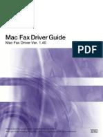 Mac OSX v1.40 Fax Guide