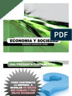 Economia y Sociedad.