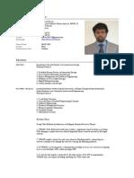 Aneesh Dasari Resume