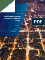 2013 KPMG Nigeria Banking Industry Customer Satisfaction Survey Final