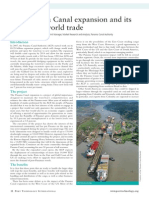Impacts of the Panama Canal Expansion to World Trade | March 2012