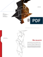 Template Indesign Polygon brochure 16 pages