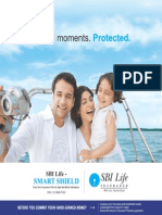Term Insurance - Smart Shield Brochure New Version - SBI Life Insurance
