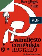 Rius - Manifiesto Comunista Ilustrado