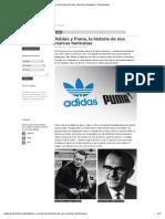 Adidas y Puma, La Historia de Dos Marcas Hermanas _ Brandemia