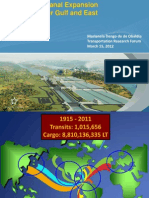 Panama Canal Expansion Impacts to US Ports | March 2012