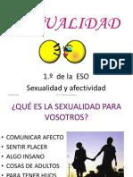 SEXUALIDAD I