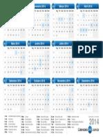 calendário-2014