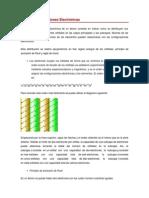 Configuraciones Electrónicas (Lectura del Tema)