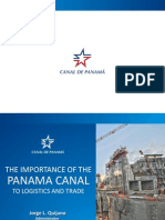 Panama Canal Expansion Impacts to Global Logistics and Trade | May 2013