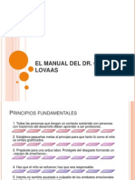 Diapositivas Manual LOVAAS