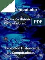 7.3.2 Computador Evolucion histórica