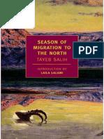Tayeb Salih Season of Migration to the North New York Review Books Classics 2009