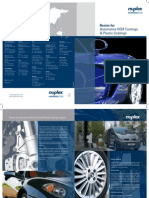 NUPLEX Plastics NU 006 Resins Automotive Plastics 14-15