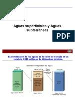 Aguas Superficiales Aguas Subterraneas