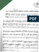 Martin, Frank - Ballade pour flûte et piano
