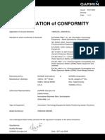 Oregon200_DeclarationofConformity