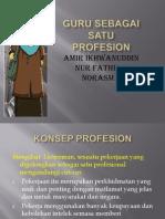 Profesion Guru