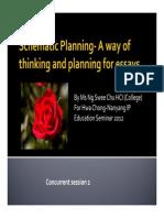 Economics Essay - Structuring- under Exam Conditions