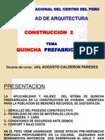 Quincha Clases 2014