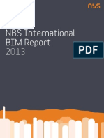 NBS International BIM Report 2013