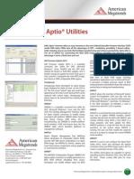 AMI AptioUtilities Datasheet PUB Q1-2013