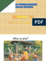 Tugas Narrative Text