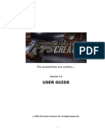 Fps creator v1 Manual