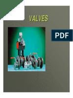 Valve Type of Vales