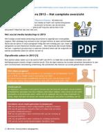 Corinnekeijzer.nl-de Social Media Cijfers 2013 Het Complete Overzicht (1)