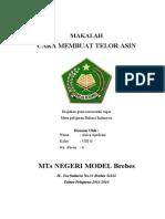 MTS MODEL