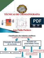 4 - Tecnicas de Cromatografia Parte 1 - Planar CCD